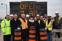 kennedy road opening