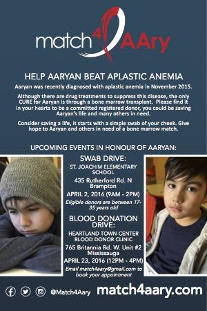 Aaryan April In honour events